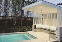 Alfresco/pool entertaining