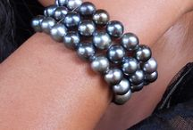 Luster and Glam! / What woman doesn't love a little bit of glam?  www.sevenseaspearls.com