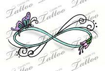 Végtelen Jel Tetoválások
