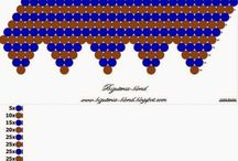 Háčkované kuličky - rozkresy