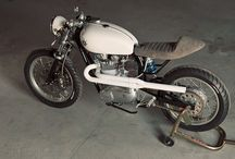 When 4 Wheels are not enough! / Some of the best compiled bikes... / by mr pandit