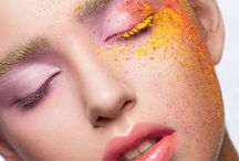 Make-up photography