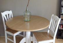 Gerestylde tafels / Tafels gerestyled door Welkom Wonen