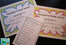 Classroom Awards/Incentives