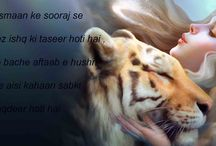 #urdu sad shayari,