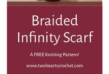 Two Hearts Crochet / Tutorials, tips, and all kinds of free patterns to help you become a better crochet and craft some awesome things.