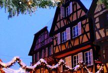 Illuminations, marchés et décors de Noël