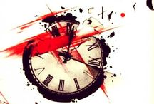 Tatuaggi di orologio