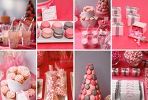 Pink and Grey Party!