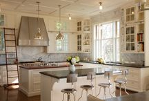 Future fabulous Kitchen / by Shannon Leighton