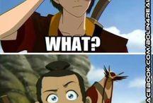 Avatar: The Last Airbender | Legend of Aang/Korra