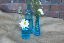 vintage vases / vintage vases, available in different colors