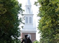 Boston and New England plans / by Elizabeth Howson