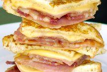 STUNNING Sandwiches