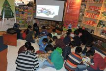 Robot making session at Story