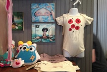 For the Little Ones at The Tinderbox / These products and artists are currently featured in The Tinderbox! Come by and shop!  / by The Tinderbox
