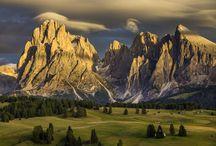 montagna incantata