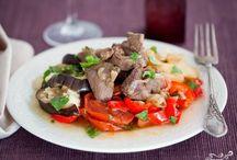 Рецепты Грузинская кухня