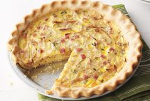 Quiche / by Marilyn Walters Campbell