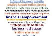 Empowerment - Monetize You