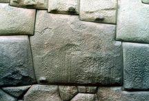 ancient stone masonry