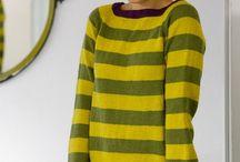 strikk dame