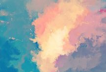 Colour aesthetic