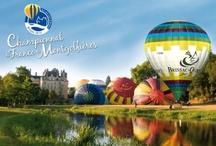 39è Championnat de France de Montgolfières / 39è Championnat de France de Montgolfières