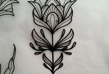 Tattoo ornamenty