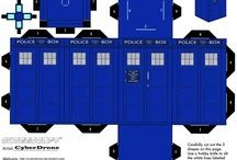 Doctor Who party ideas and fun stuff / by everwondering