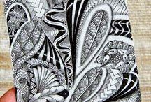 Zentangle Art ✒