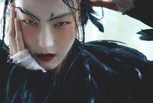 Japanese makeup