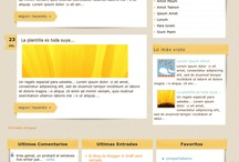 // blog templates