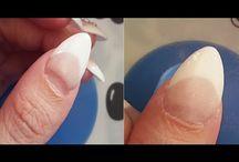 Acryllic nails