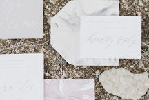 Paper Goods / For brides to be inspired by!