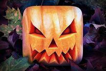 Halloween / Inspiratie nodig voor Halloween? Met drukwerk kun je allerlei leuke dingen maken!