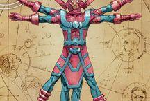 Marvel Comics / Marvel Comics Cover