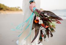 Moroccan-Bohemian Bridal Inspiration