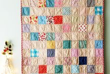 Quilts / Quilts  / by Anna Brewer