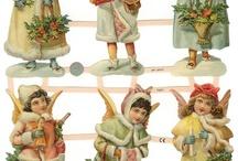 vintáže ornamenty