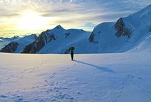 Mont Blanc - classic route