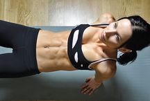Fitspo / by Nicole Browning