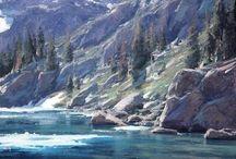 Landscape, color