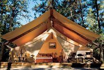 HOMESTYLE -  GLAMPING & SAFARI STYLE / #Glamping = Glamorous #Camping #Safari Style = Traditional #African Glamping