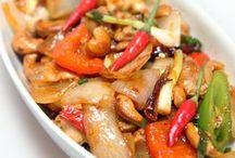 Cuisine thaïe / viet / chinoise