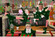 Southern Counties Elves Christmas Party