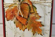 SU Vintage Leaves
