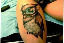 Tattoos and piercings / Inspiration for my body modifications / by Morgan Daniels