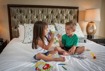 Family-Friendly Hotels / Places that actually want your kids to stay the night.