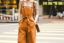 Woman style and fashion